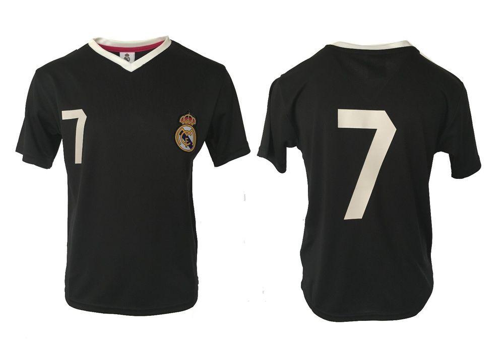 e7114626a1a Youth Soccer Jersey Real Madrid Cristiano Ronaldo Number 7 boy kids  Rhinox