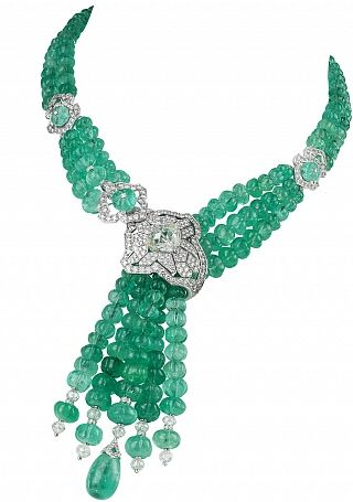 Red Carpet Jewellery Necklace by CARTIER