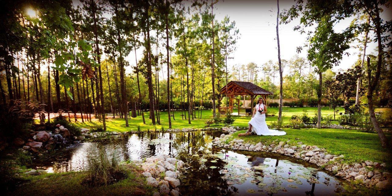 Outdoor Wedding Venues Texas