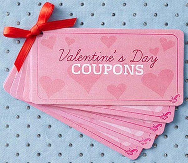 Cupones 4 valentines day