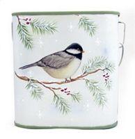 Winter Wonderland Chickadee E-Pattern