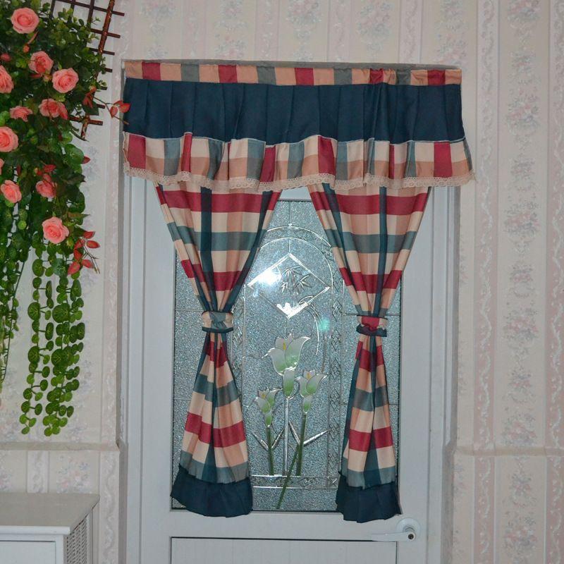 Resultado de imagen para cortinas para cocina estilo campo ...