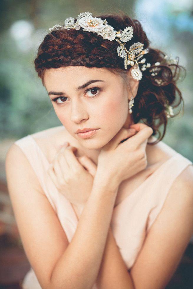 Bohemian Wedding Jewelry By Edera La Candella Weddings
