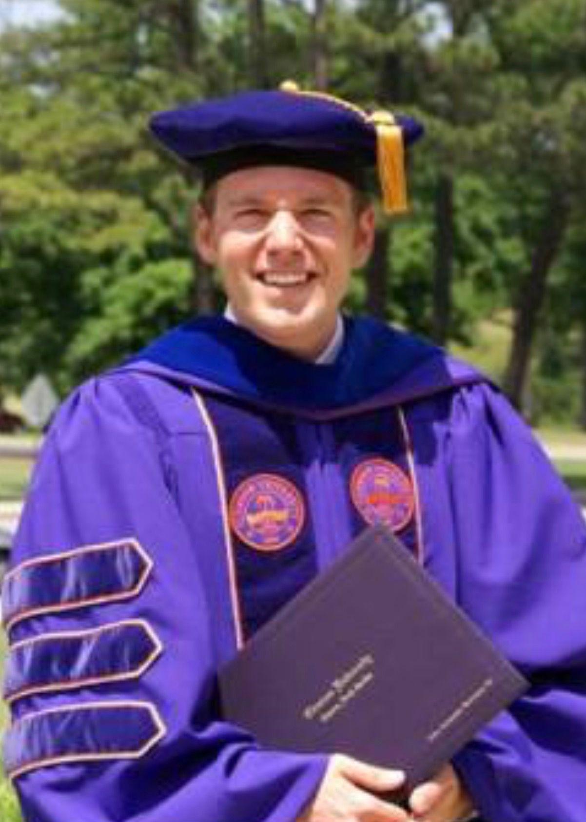 Clemson University regalia | Clergy/Academic | Pinterest
