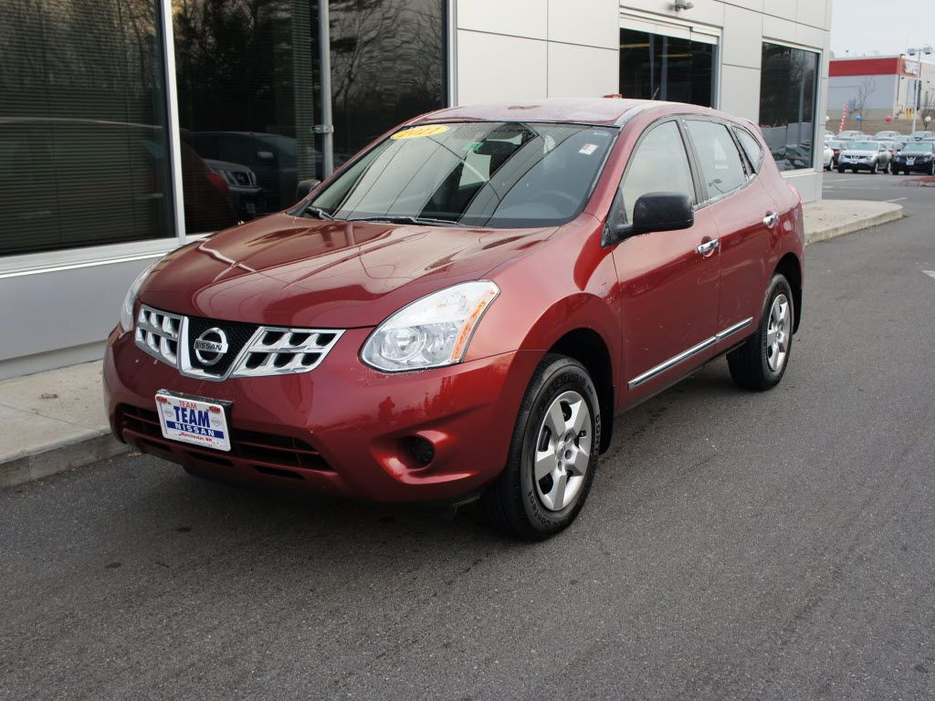 2011 Nissan Rogue For Sale At Team Nissan In #Manchester, NH! TeamNissanNH.