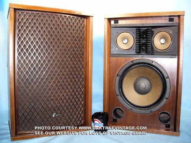 Vintage Sansui Stereo Speakers Sansui Sp 2500 Sp2500