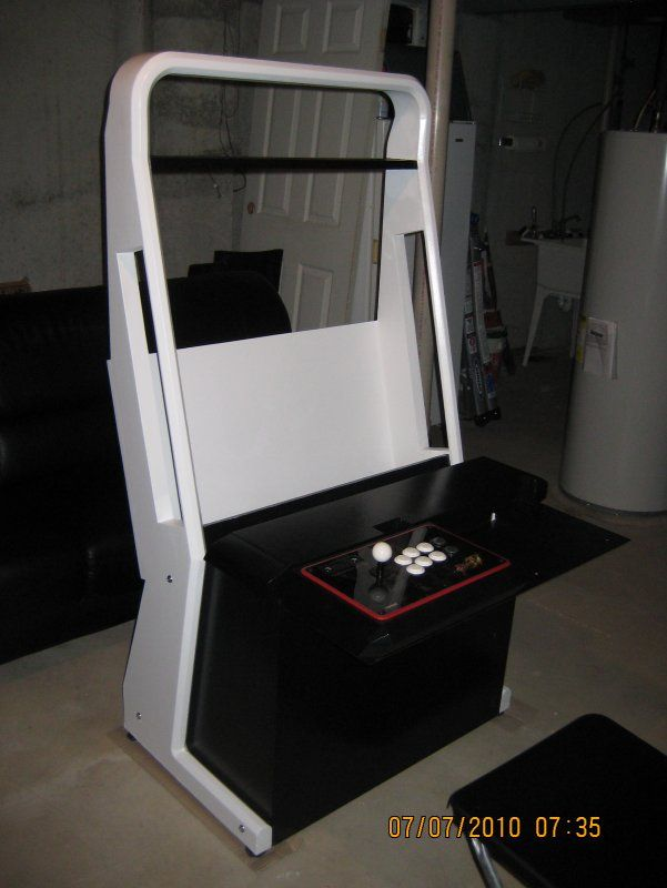 Mame Arcade Cabinet Parts Cabinets Matttroy