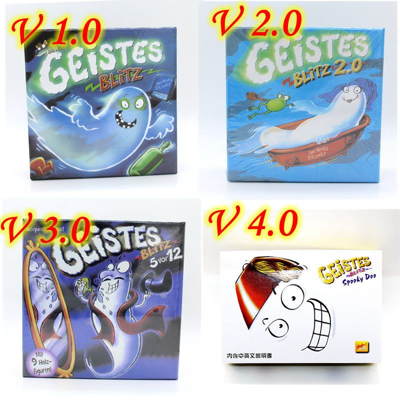 Geistes Blitz Geistesblitz Spooky Doo Game Very Popular Family Indoor Games Geistesblitz Indoor Games Family Games Indoor