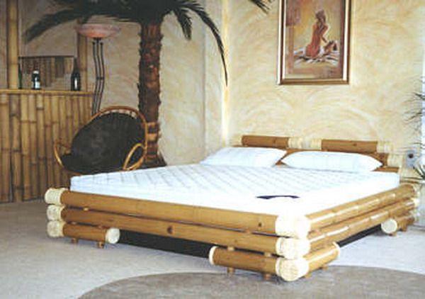 Cama De Bambu Bamboo Furniture