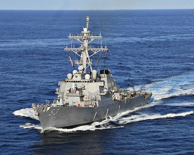 USS John Paul Jones DDG-53