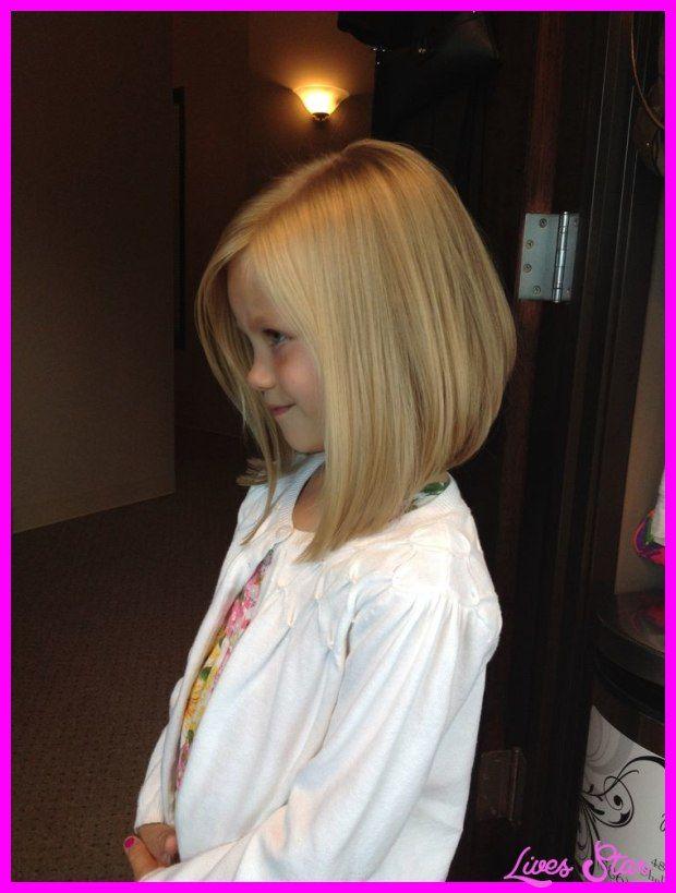 Little Girl Shoulder Length Bob Haircuts Little Girl Haircuts Bob Haircut For Girls Girl Haircuts