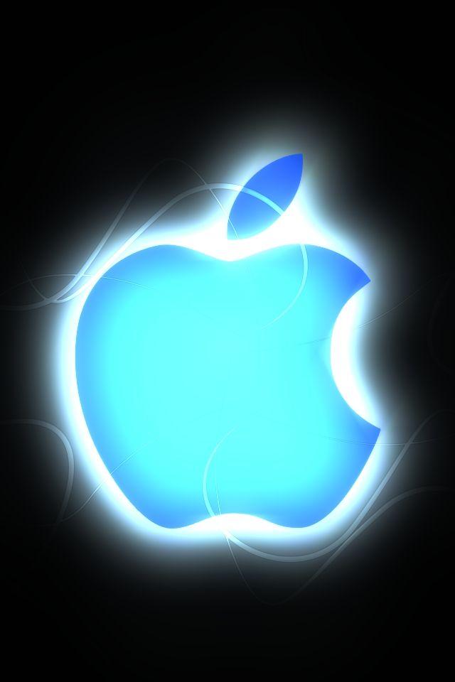 Iphone 4 Apple Wallpaper Blue : iPhone Appleロゴ 壁紙集【960×640】                                                                                                                                                     More