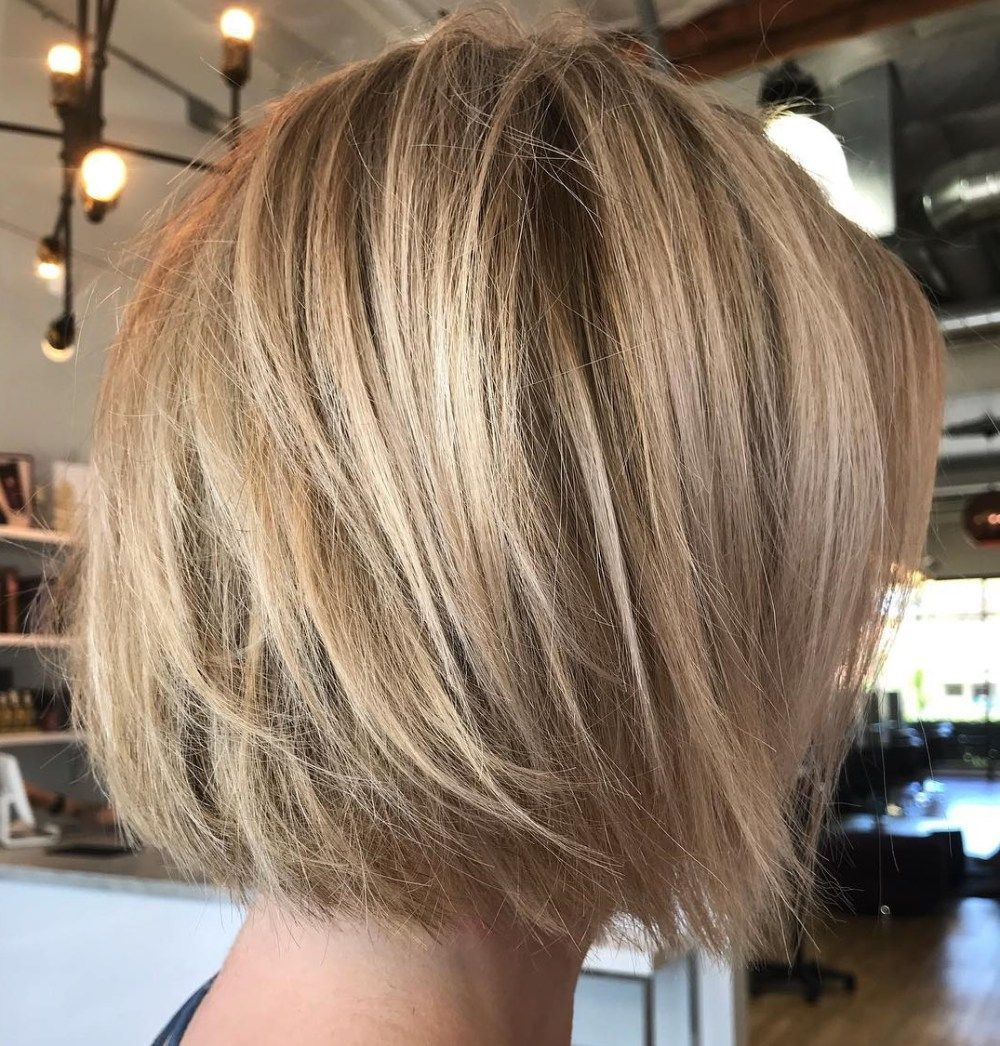 60 Layered Bob Styles Modern Haircuts With Layers For Any Occasion Choppy Bob Hairstyles Layered Bob Hairstyles Bob Hairstyles