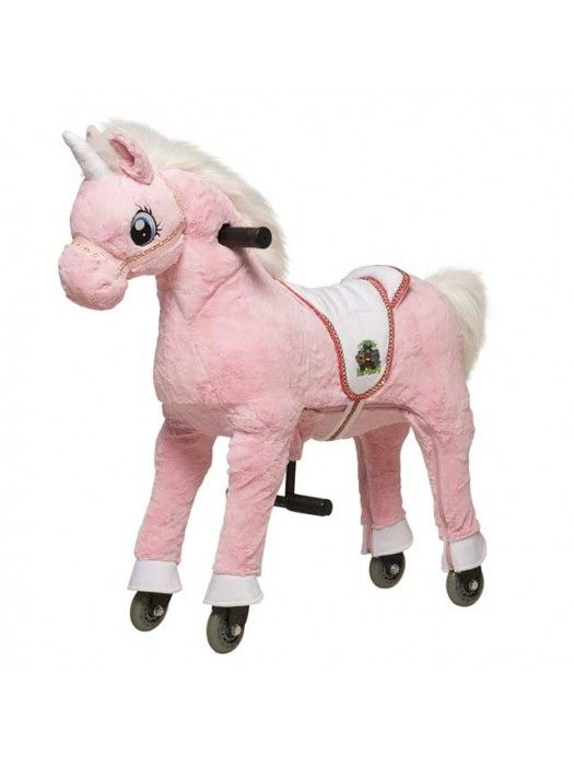 Animal Ridings unicorn pink Unicorn toys