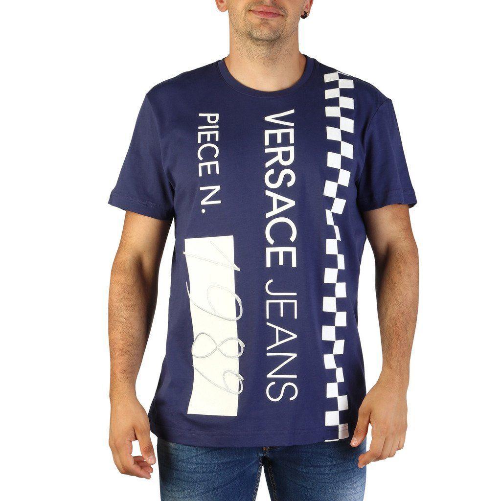 Versace Jeans Original Men S T Shirt 3741758718026 In 2020 Versace Jeans Mens Versace Jeans Mens Tshirts