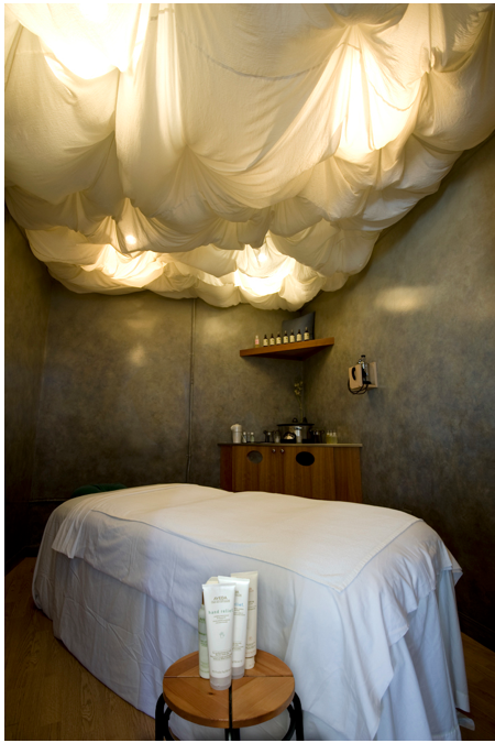 Personal Spa Retreat (love The Hanging Sheets) This Will Be My Room Next  Year