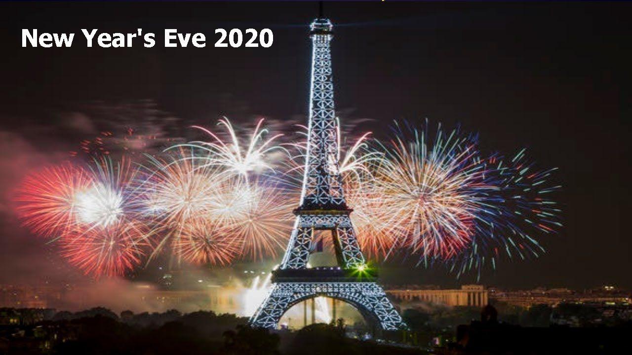 Live New Year's Eve 2020 ! SydneyTokyo Hong Kong Berlin