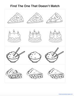 Peds OT Tips: Free Visual Perceptual Skills Worksheets