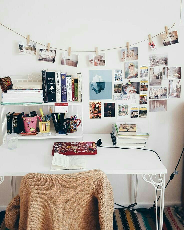Pin by Emma Spilimbergo on Bedroom Pinterest Room, Dorm and Room