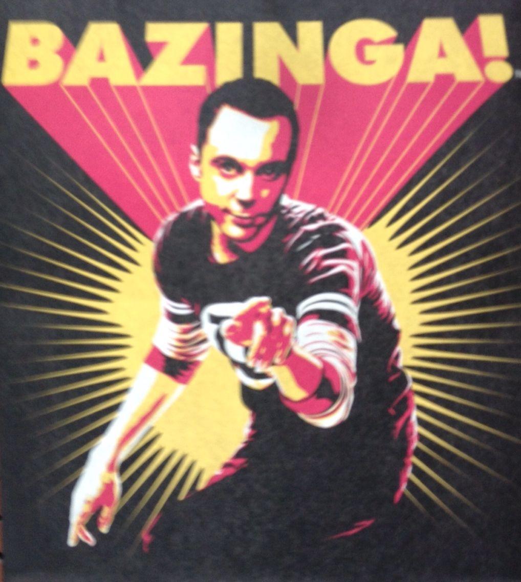 Sheldon.......