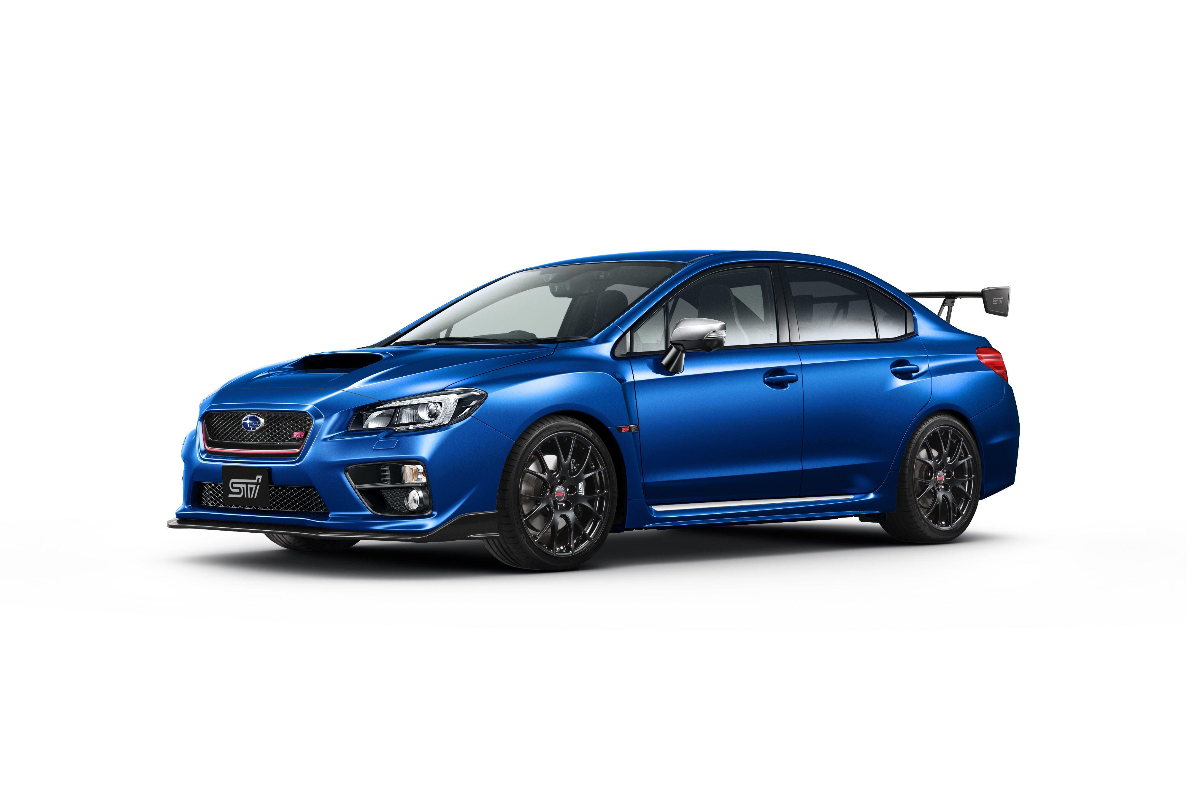 Subaru wrx s4 ts nbr challenge package 2016 17