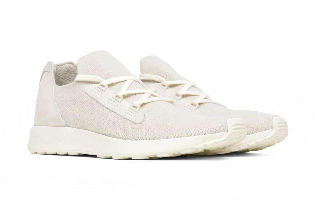 new arrival 34be0 78f35 Adidas x Wings + Horns ZX Flux X - Off White   Wearables ...