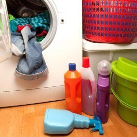 This is a guide about organizing your laundry room. Your laundry room is generally a very busy place. Sometimes it serves multiple purposes making it even more cluttered. You can maximize its efficiency and available work space by using a few organizational ideas.