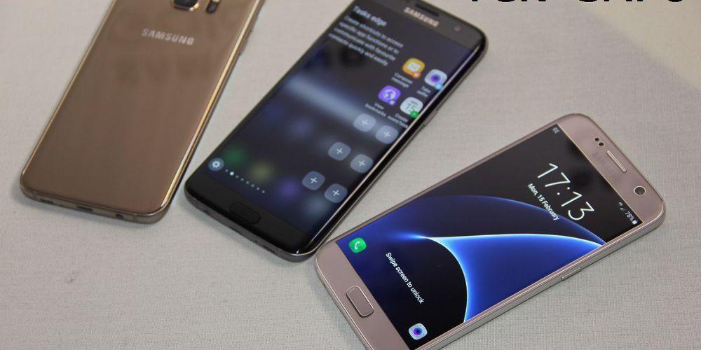 Primeiras Impressoes Galaxy S7 E S7 Edge Mais E Melhor