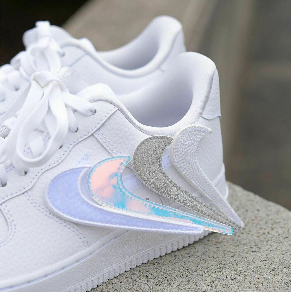 Nike Air Force 1 100 White Wmns Aq3621 111 Removable Swoosh Us 55 95 Eu 36 41 Nike Airs This Is A Link Nike Shoes Air Force Nike Air Force 1 Outfit Nike Air