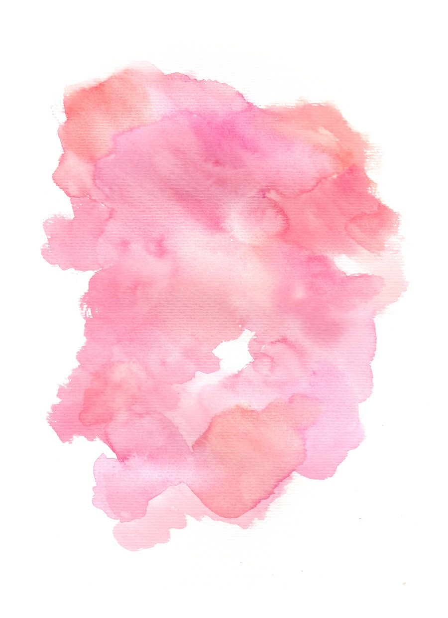 This Demonstrates How Watercolour Is A Good Tool To Create Blurred