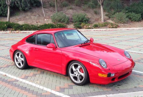 1998 Porsche 993 Carrera 4S 6 Speed