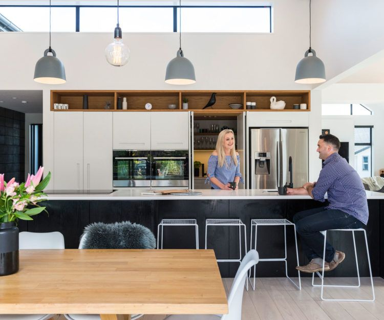 A Christchurch Family Creates A Scandi-inspired Dream Home