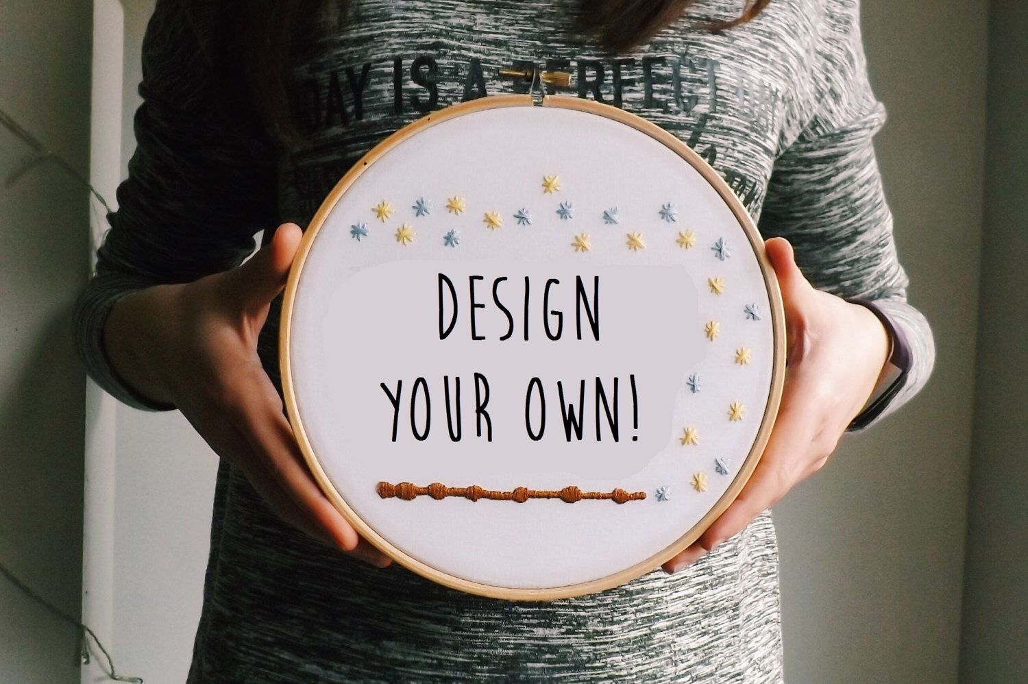 Design Your Own Harry Potter Quote Book Film Home Decor Fan