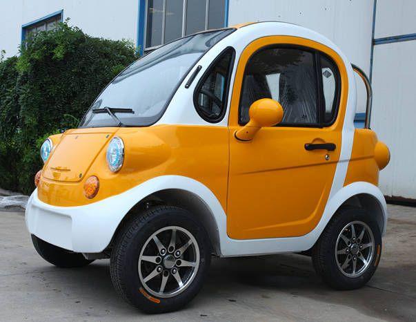 Elebeinea Euro Minieve Qt Japanese Lithium Battery Car Small Cars Car Tiny Cars