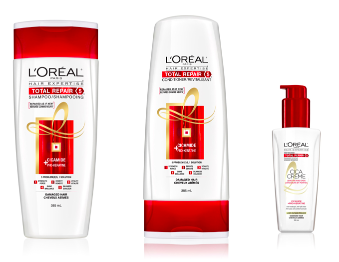L Oreal Paris Hair Expertise Total Repair 5 Reviews Find The Best Products Influenster Loreal Paris Loreal Loreal Paris Hair
