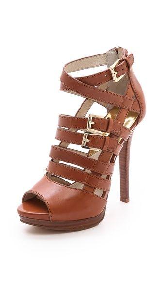 a2aa4ca9ed27 MICHAEL Michael Kors Sandra Platform Sandals