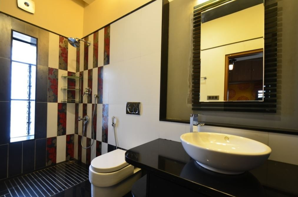 Small kitchens are big on cozy charm but can be difficult to keep them organized. Indian Bathroom Designs and Interior Ideas - Home Makeover ...