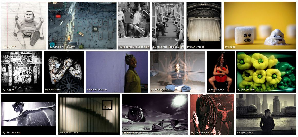More photos from my flickr account's favs