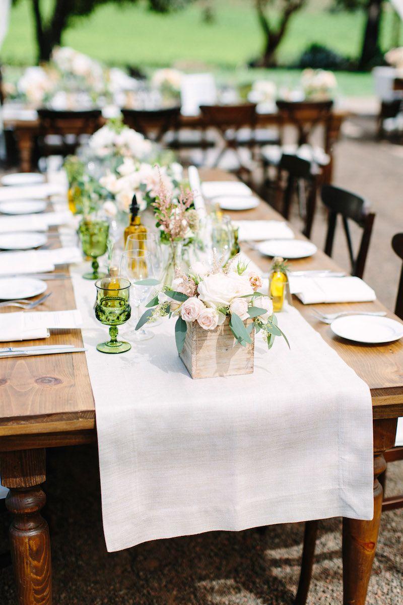 Liz Stephanie Wine Country Wedding Sonoma County Ca Dining Decor