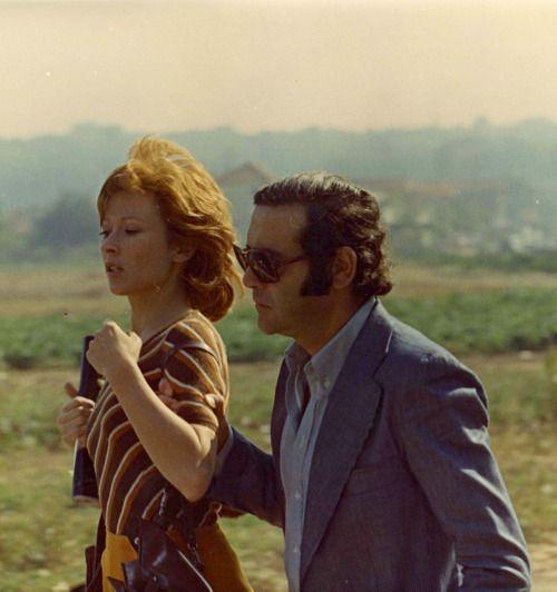 Marlène Jobert Jean Yanne In Maurice Pialat S Nous Ne Vieillirons Pas Ensemble Growing Old Growing Old Together Olds