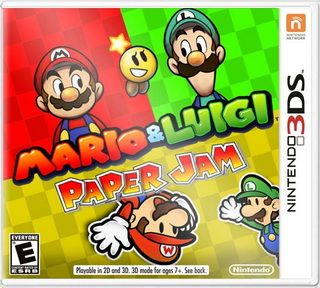 Mario & Luigi: Paper Jam download 3DS CIA & Decrypted Rom | Nintendo