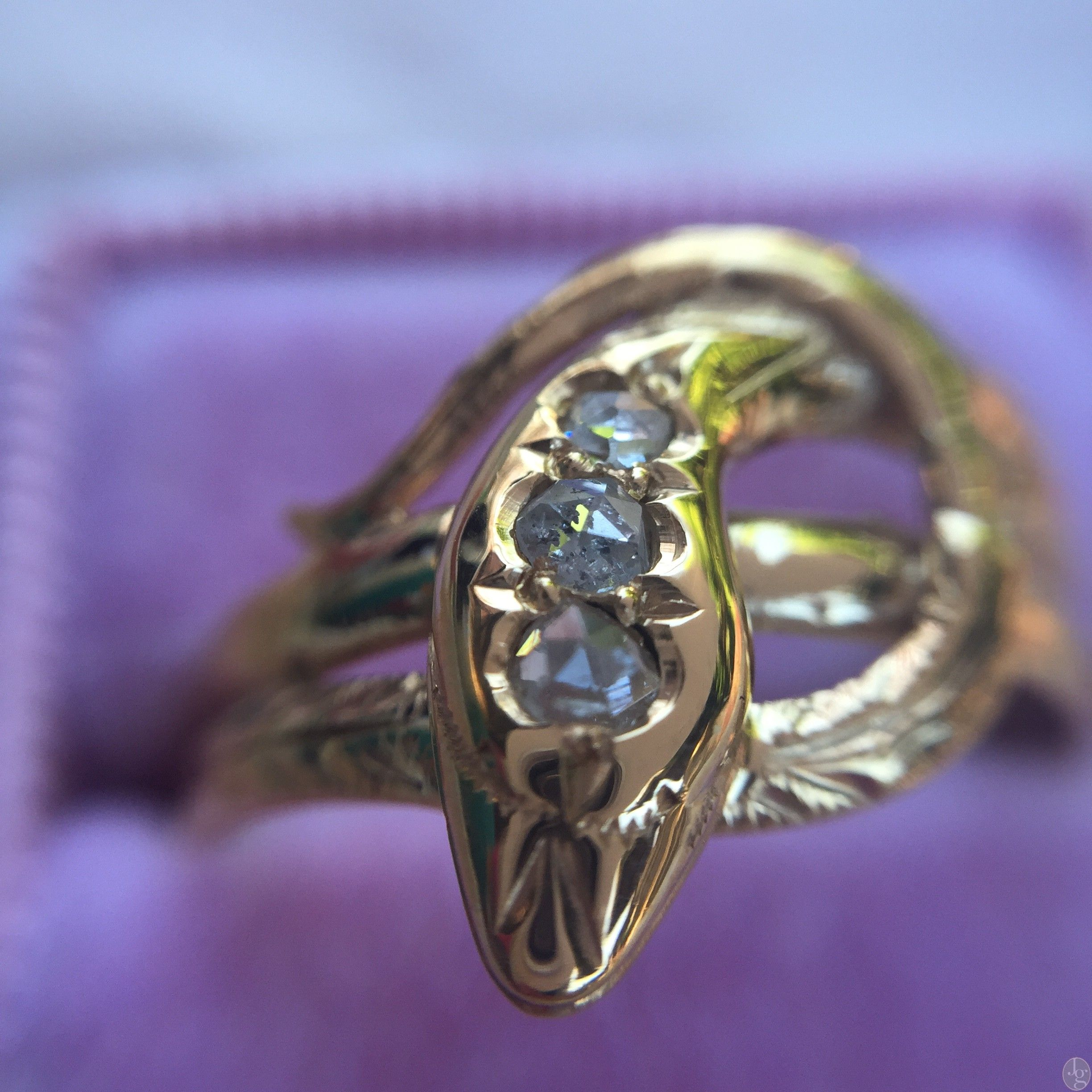ip silver com walmart green snake in diamond ct ring and serpent gold rings sterling