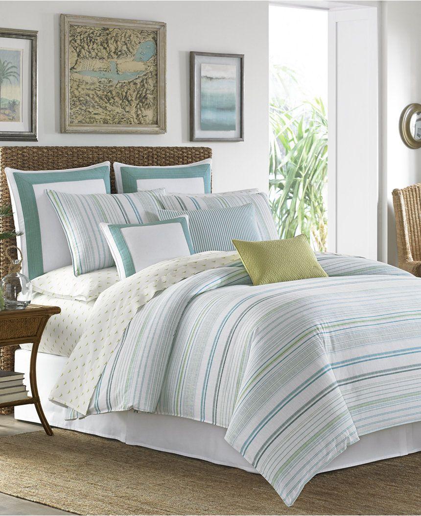 Tommy Bahama Home La Scala Breezer Queen Comforter Set