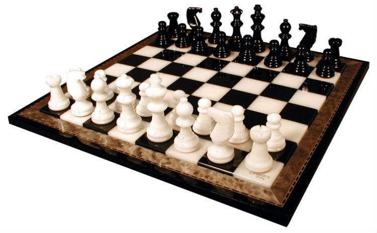Marble & Stone Chess Sets of the Best Quality Chess set