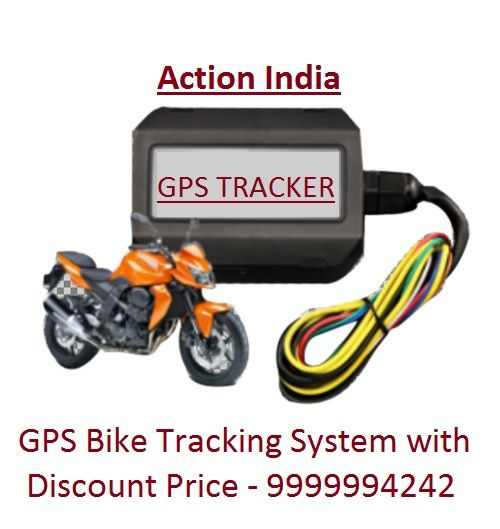 Advance Gps Bike Tracking System In Delhi With Images Gps Bike