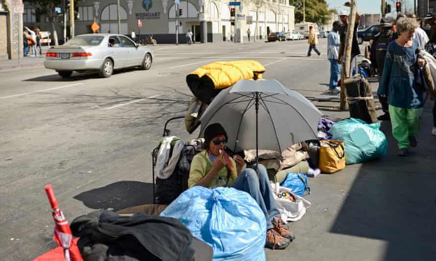 Housing First Success Is Counter Intuitive Homeless People On Skid Row In Los Angeles California Homeless Homeless People Skid Row Los Angeles