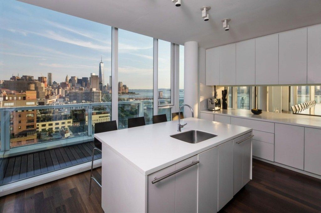 PentHouse Kitchen In Manhattan