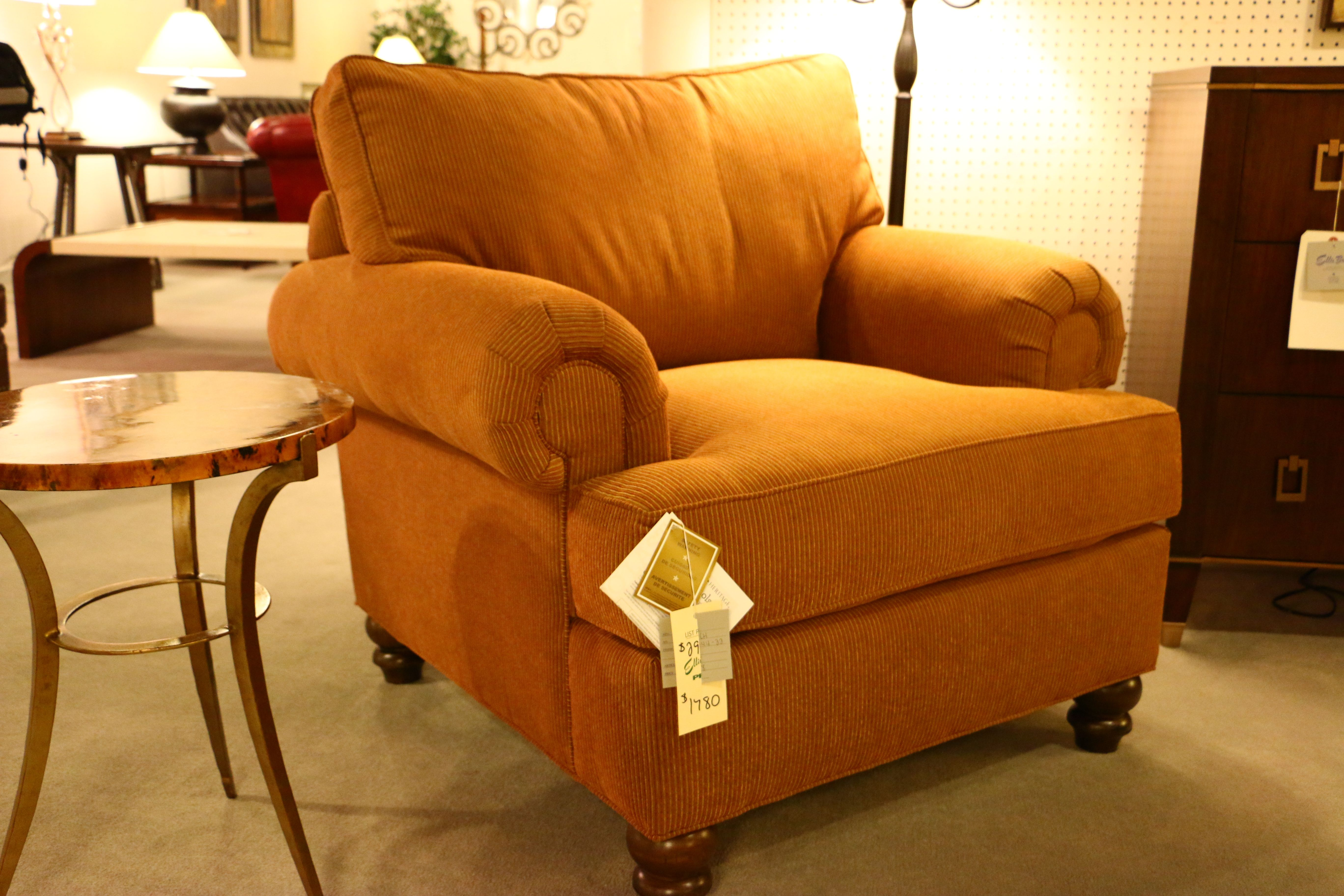 Complete your living room with this great lounge chair for ...