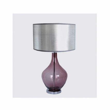 Purple Table Lamp Amusing Objetto Table Lamp Purple  Table Lamps  Id Design Accessories Inspiration