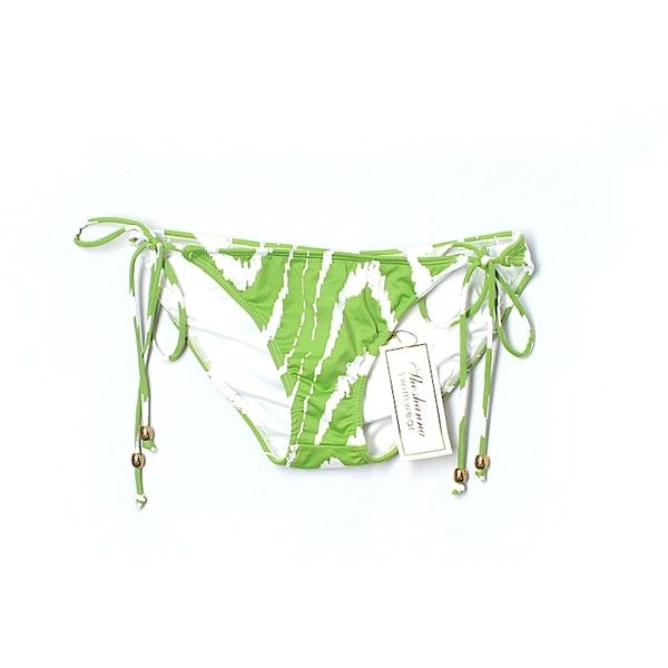 Pre Owned Shoshanna Swimsuit Bottoms 1 005 Thb Liked On